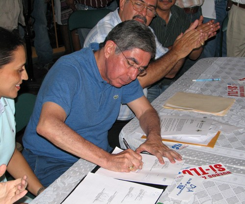 Oscar Arias airport palmar norte
